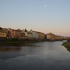 Arno at first light