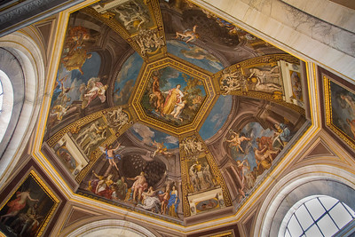 VATICAN CEILING ART