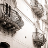 Ornate Ortigia Balconies