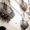 Ornate Ortigia Balconies