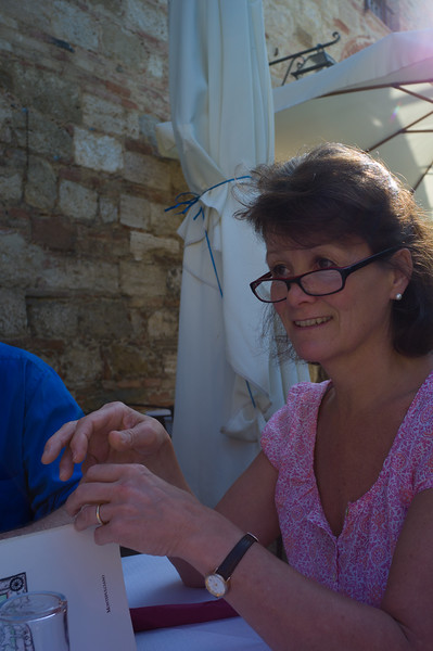Lunch in Montepulciano 2