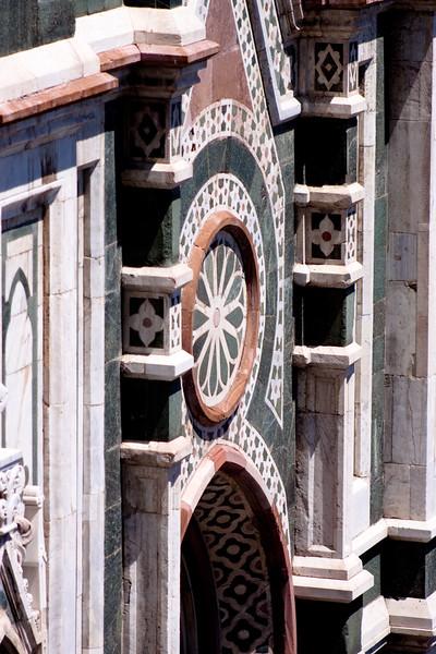 Renaissance building detail