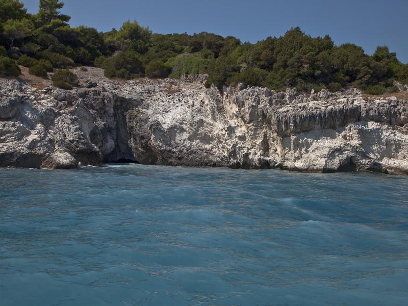 """Sulphur"" cliffs"