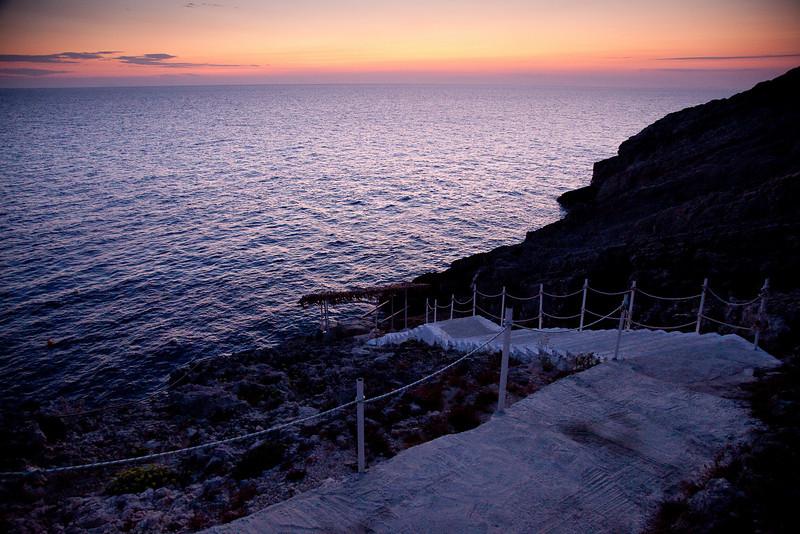 Korinthi Point jetty
