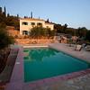 Villa Zaharoula pool.