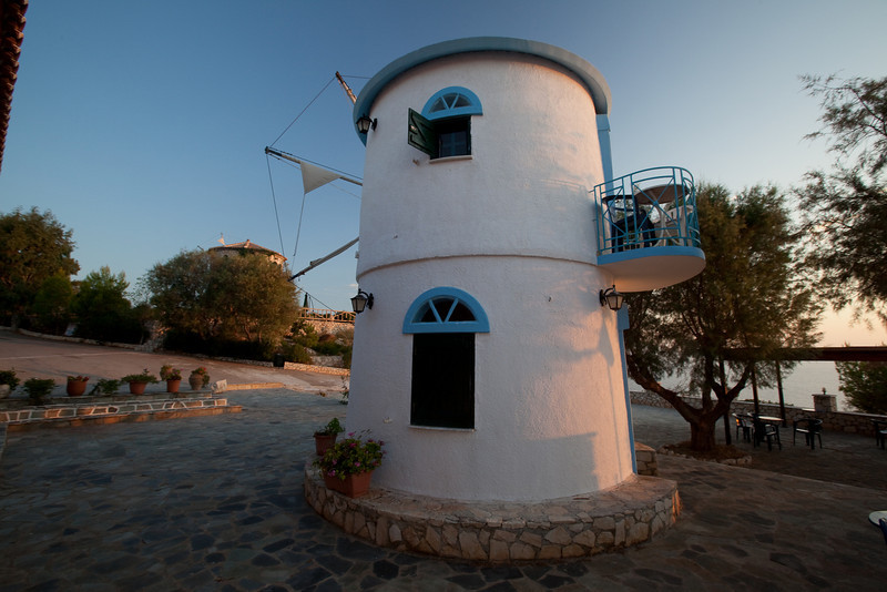Korinthi Point Windmill