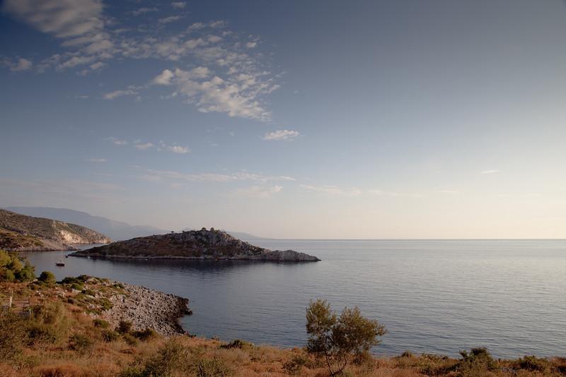 Agios Nicolaos dawn.