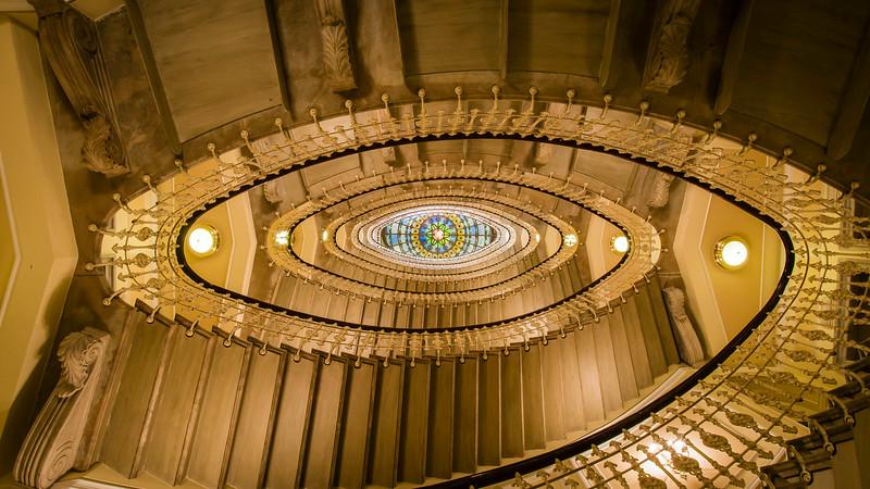 Stairway or mystic eye... you decide