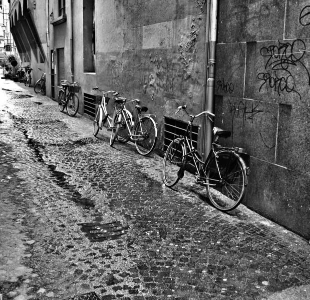 Bici, Bologna, Italy