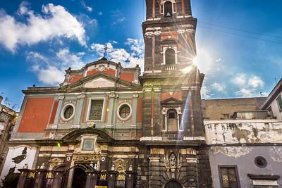 Napoli Chiesa