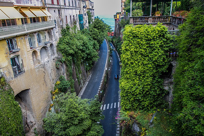 View from top - Sorrento