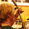 Kellie, sharing chords.