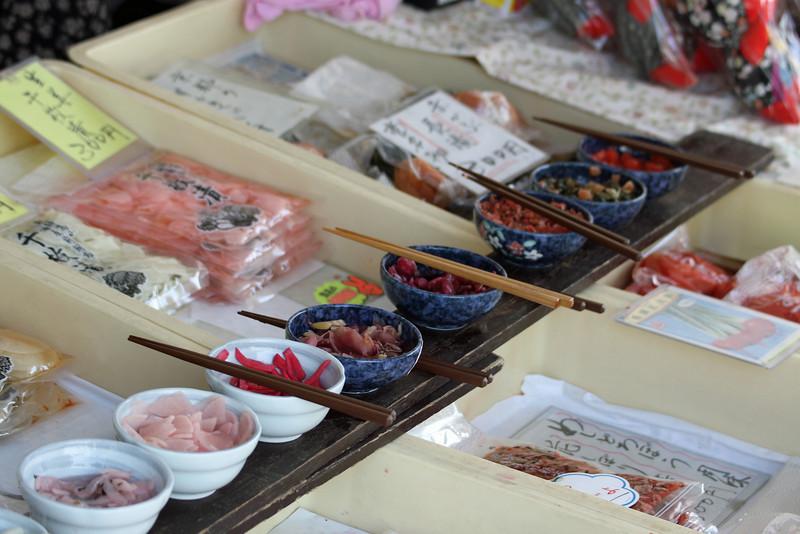 Takayama - Jinyamae Morning Market