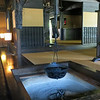 Tsumago-juku Waki-honjin - This was the room where the family and staff of the Honjin keeper lived.