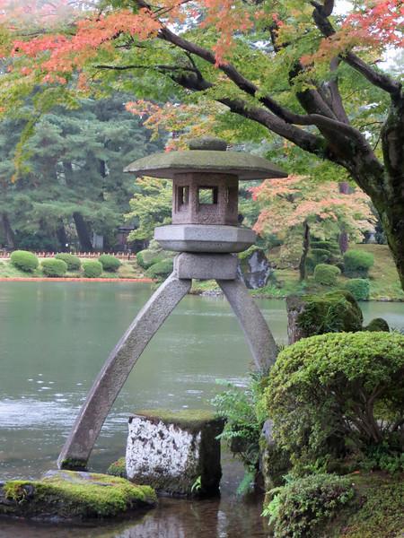Kotoji Toro - Kenroku-en Garden