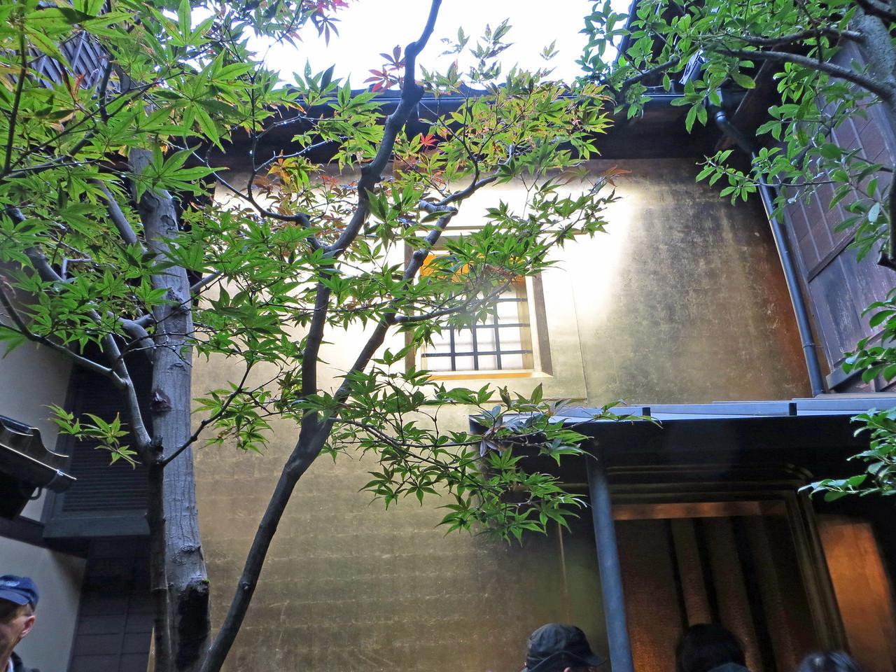 Ougon Kura - Kanazawa Gold Leaf
