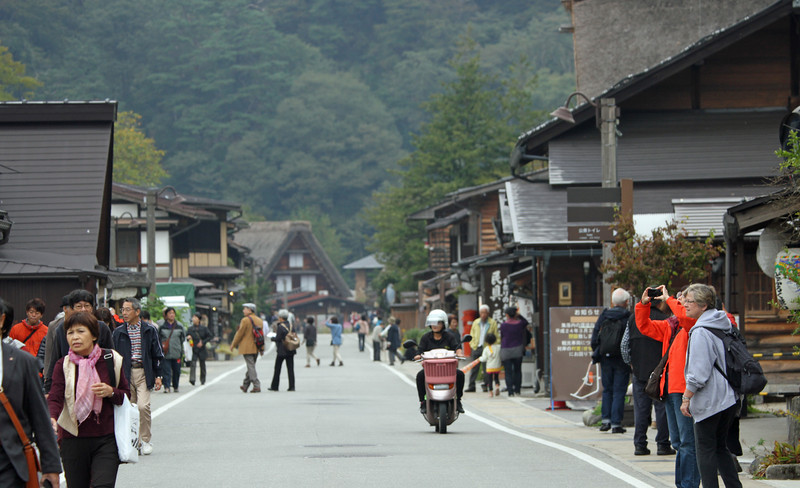 Shirakawago - Street