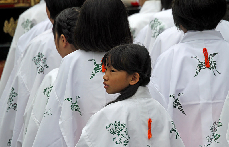 Shirakawago - Festival Dancer