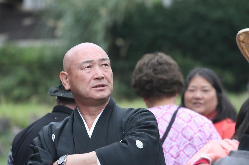 Shirakawago - Parade Offical