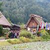 Shirakawago - Sake Festival