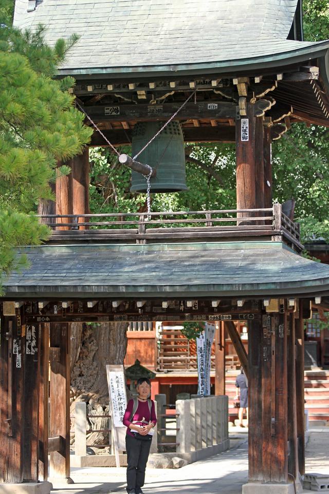 Kokubun-ji Bell Tower - Takayama