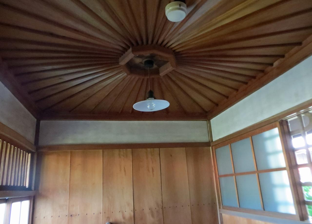 Wakihonjin - ceiling