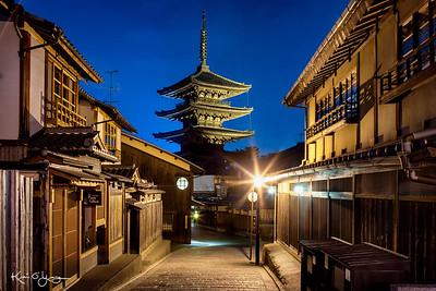 Kyoto mystery