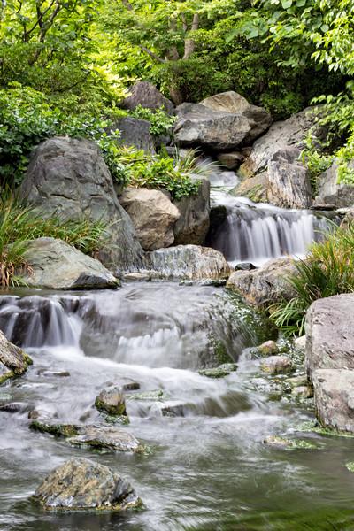 Sensō-ji Temple Waterfall