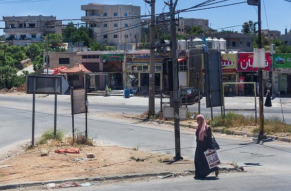 Small Jordanian town