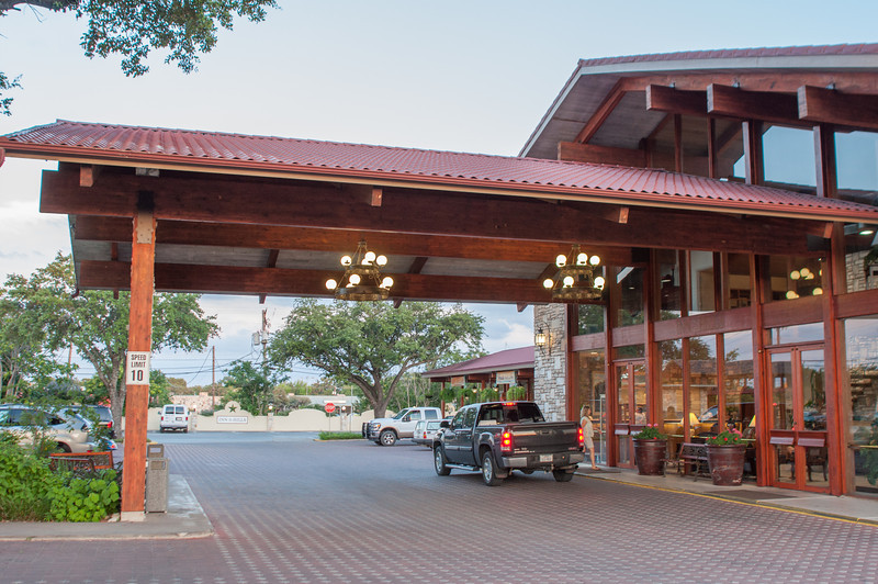 The Inn of the Hills, Kerrville TX