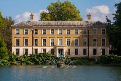 Kew Royal Botanic Gardens, London