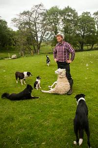 Leault Farm, Kincraig