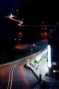 Samcheok by night