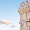 L'Arc de Triomphe, Wrapped - Christo & Jeanne Claude Project - Paris, Sept 2021 - Sunset, late afternoon, early evening
