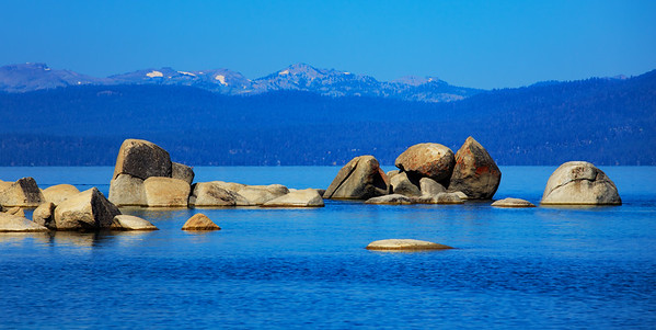 Lake Tahoe rocks...