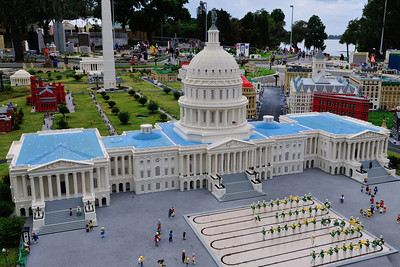 Washing DC Capitol Building