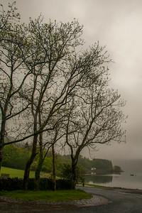 Tarbet on Loch Lomond, Scotland
