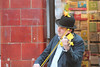 fiddler on the street, south kensington station