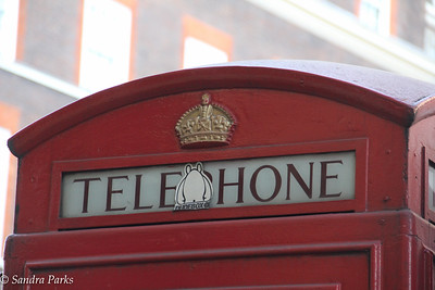 Telephone, Marylebone