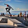 Skatepark, Venice Beach