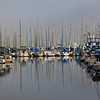 Boats, Long Beach marina