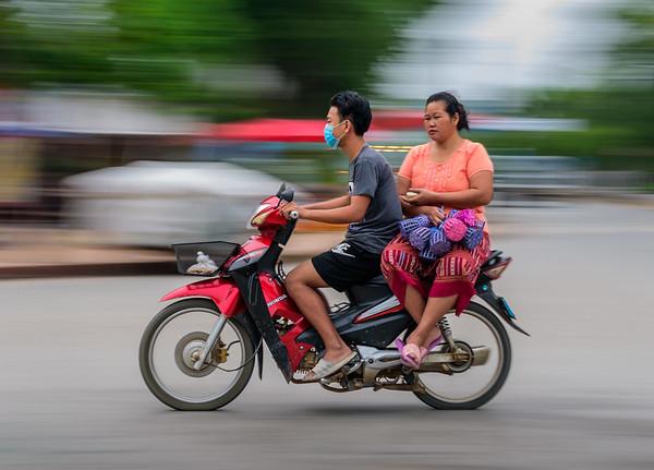 Motor Ride