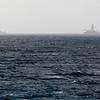 Oil platforms(?) near Aruba