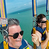 Flying at Key West