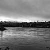 Reversing Falls Gorge Bridge, St John