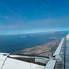 Departing Lima, Peru