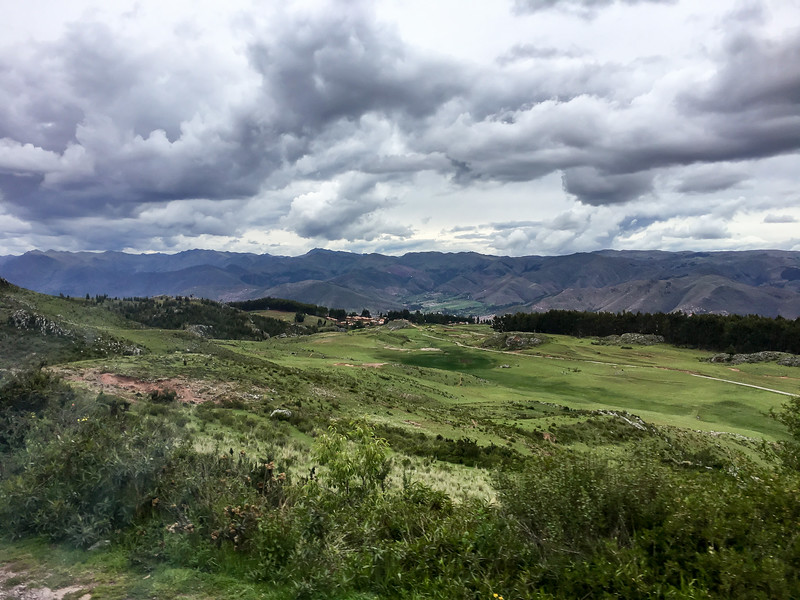 Peruvian Country Side