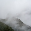 Machu Picchu Cloaked in Clouds