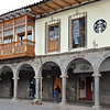 Starbucks in Cusco