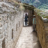 Within Ollantaytambo Ruins